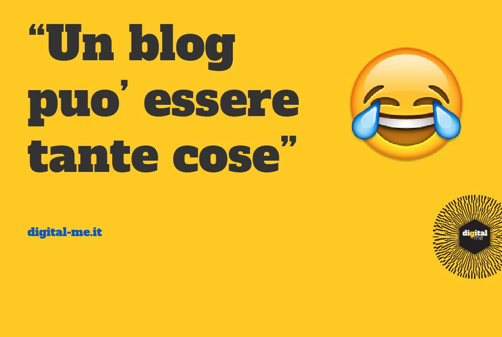 Cos'è un blog?
