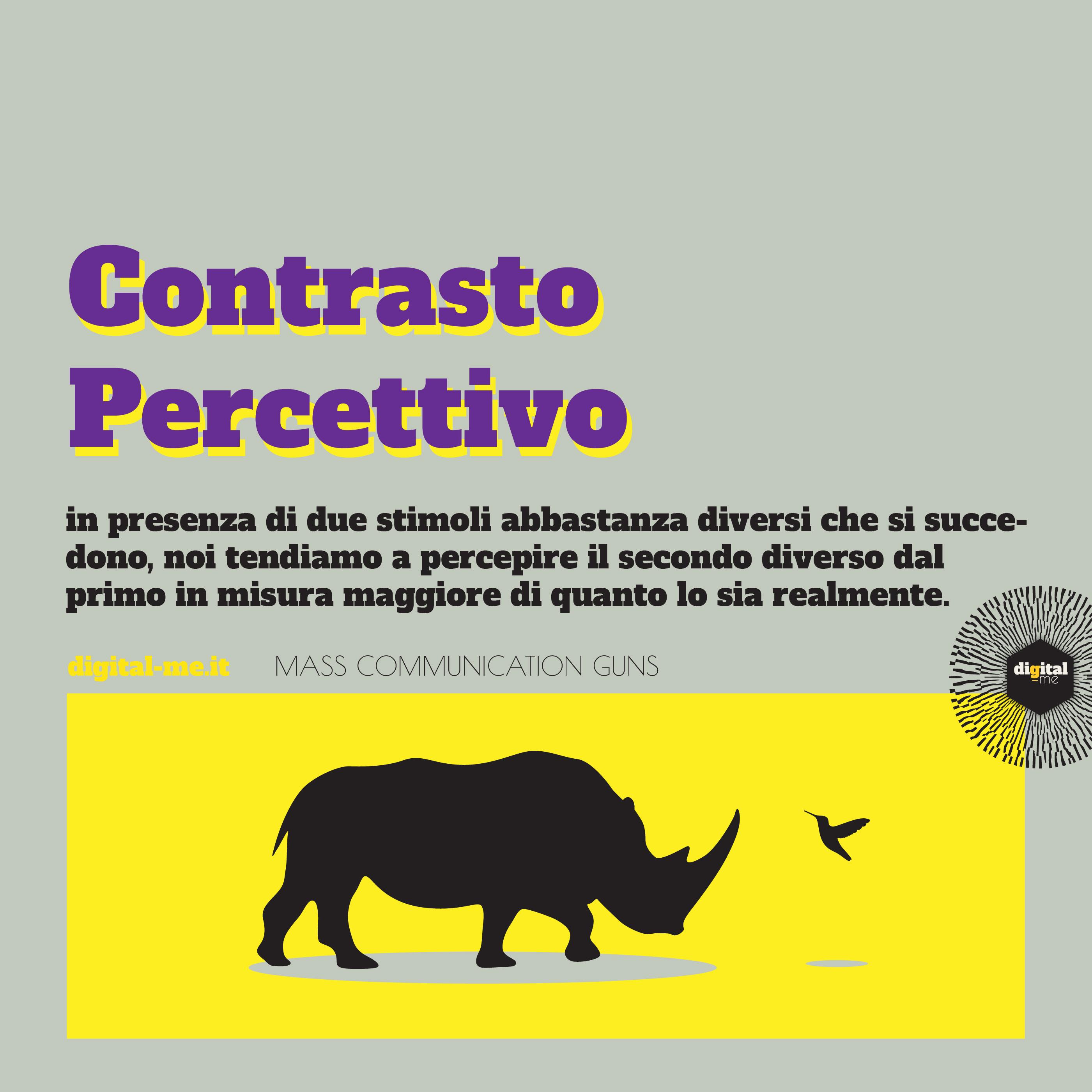 Il principio di contrasto